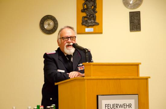 """Bild - Jahreshauptversammlung der Ehrenmitglieder Vereinigung """"Füerwehr to´n anfaten"""""""