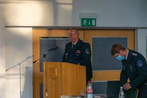 Bild - Jahreshauptversammlung 2021 - 18 Jahre im Dienst der Kreisjugendfeuerwehr Rendsburg-Eckernförde