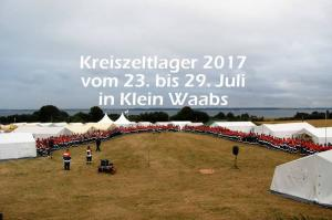 Bild - Kreiszeltlager 2017