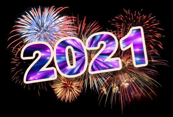 Bild - Frohes neues Jahr