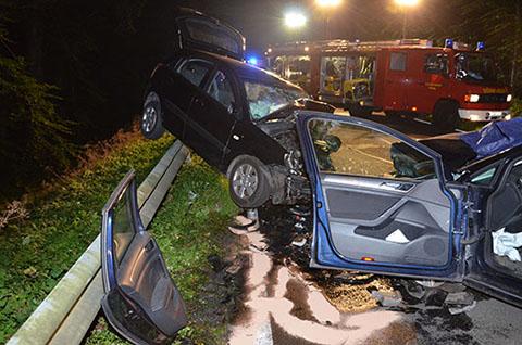 Bild - Unfall L 265