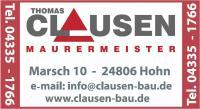Clausen Maurermeister